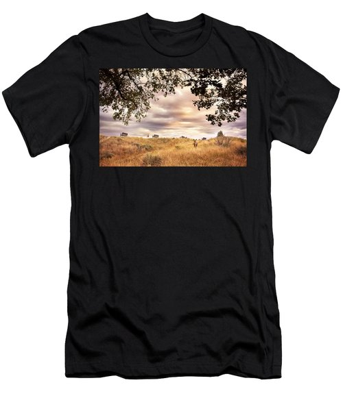 Munson Morning Men's T-Shirt (Athletic Fit)