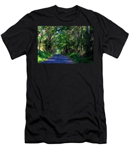 Murphy Mill Road - 2 Men's T-Shirt (Athletic Fit)