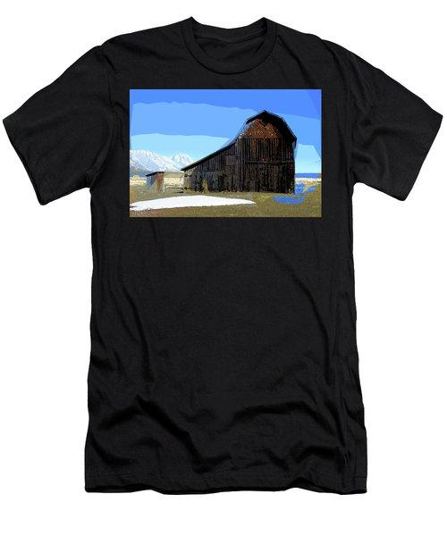 Murphy's Barn Men's T-Shirt (Athletic Fit)