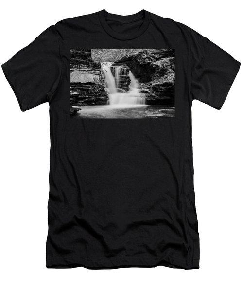 Murray Reynolds Falls - 8557 Men's T-Shirt (Athletic Fit)