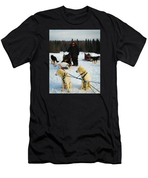 Musher Men's T-Shirt (Athletic Fit)
