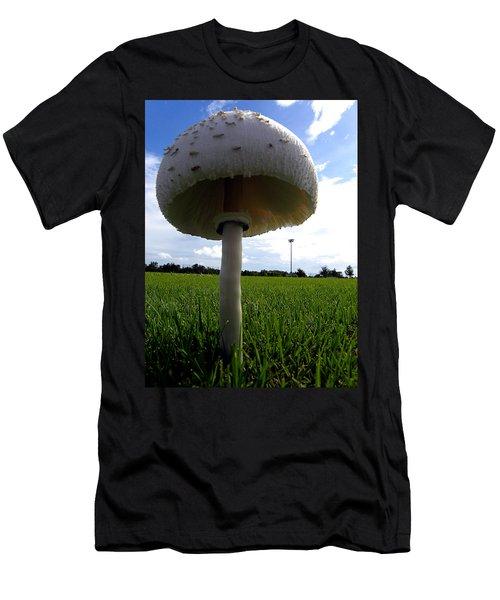 Mushroom 005 Men's T-Shirt (Athletic Fit)
