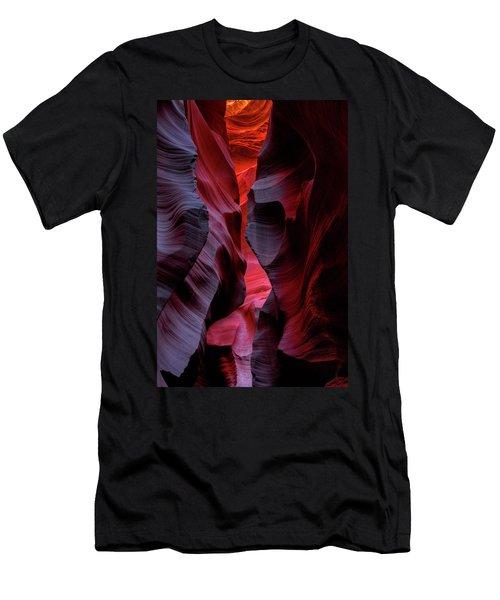 Music, Frozen In The Rocks 5 Men's T-Shirt (Slim Fit) by Alex Galkin
