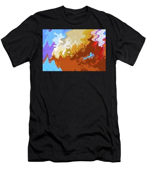 Music Men's T-Shirt (Athletic Fit)