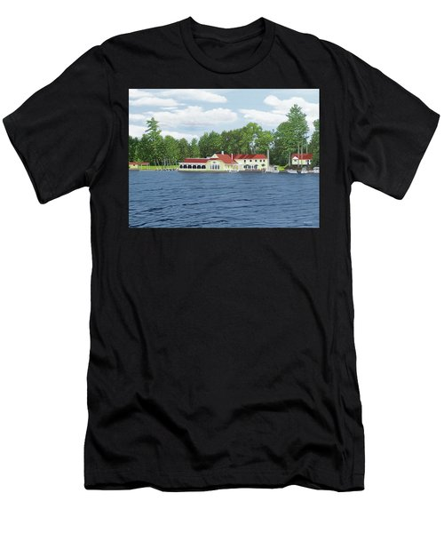 Muskoka Lakes Golf And Country Club Men's T-Shirt (Athletic Fit)