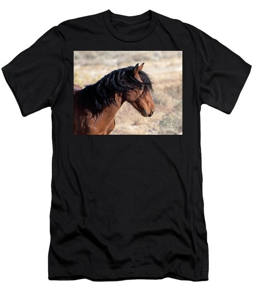 Mustang Men's T-Shirt (Athletic Fit)