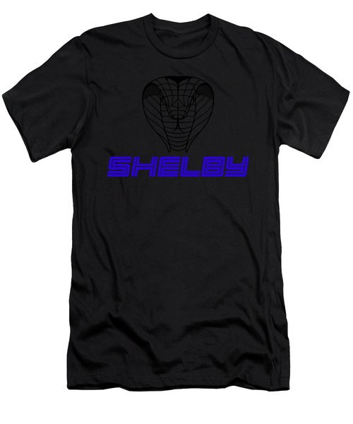 Mustang Shelby Cobra Men's T-Shirt (Athletic Fit)