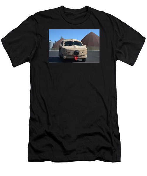 Mutt Cutts Dumb And Dummer Replica Vehicle Men's T-Shirt (Athletic Fit)