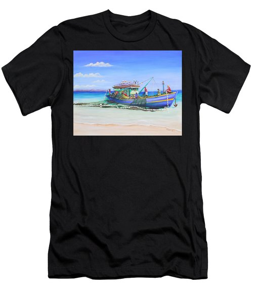 Mv Alice Mary Men's T-Shirt (Athletic Fit)