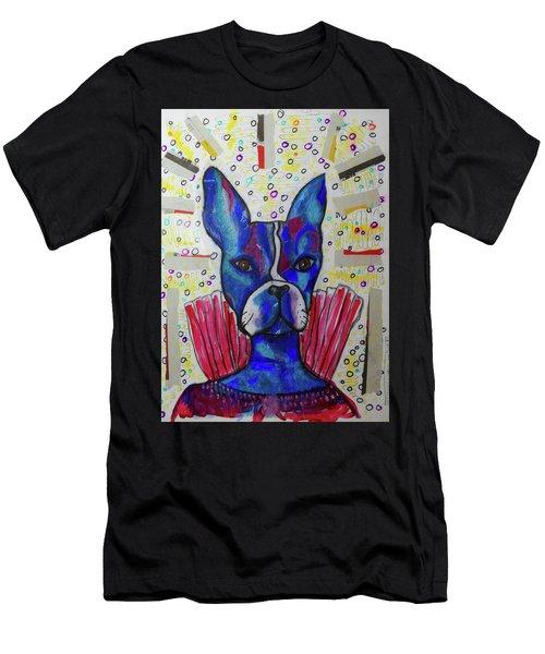 My Bestest Friend Men's T-Shirt (Athletic Fit)