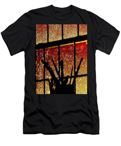 My Brushes With Inspiration Men's T-Shirt (Athletic Fit)