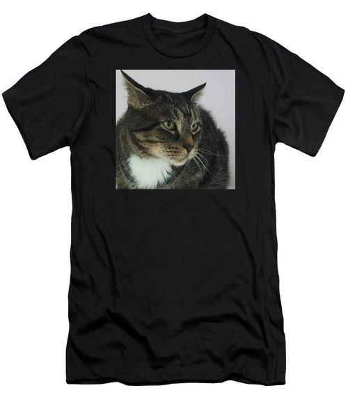 Wyatt Men's T-Shirt (Slim Fit) by Andrew Pacheco