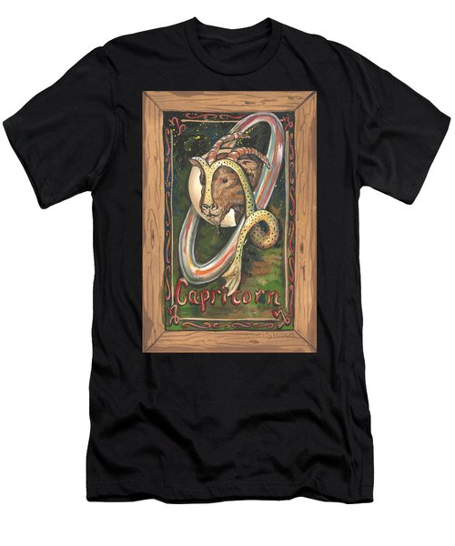 My Capricorn Men's T-Shirt (Athletic Fit)