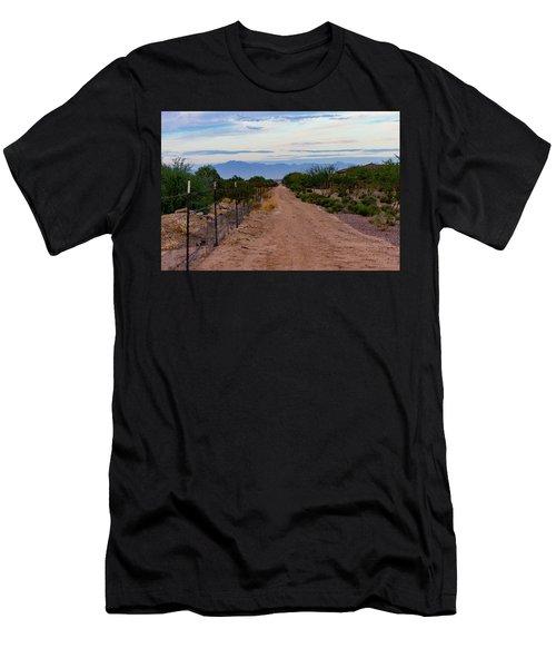 My City Men's T-Shirt (Athletic Fit)