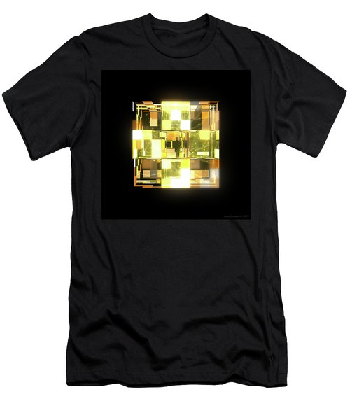 My Cubed Mind - Frame 019 Men's T-Shirt (Athletic Fit)