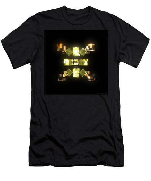 My Cubed Mind - Frame 085 Men's T-Shirt (Athletic Fit)
