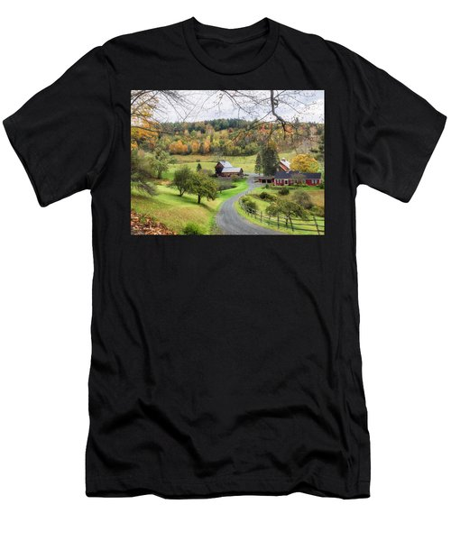 My Dream Home. Men's T-Shirt (Athletic Fit)