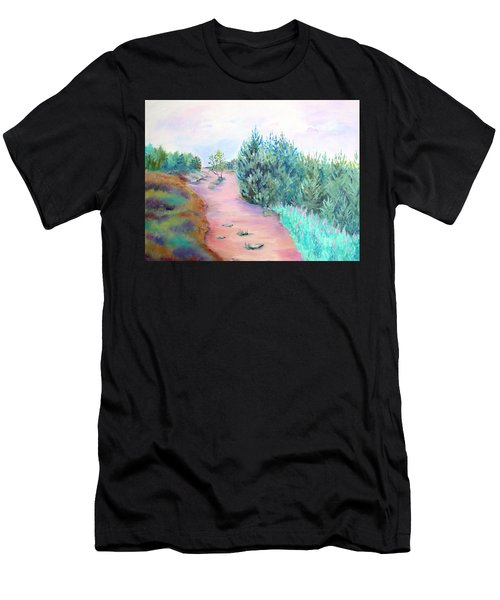 My Favourite Place II Men's T-Shirt (Athletic Fit)
