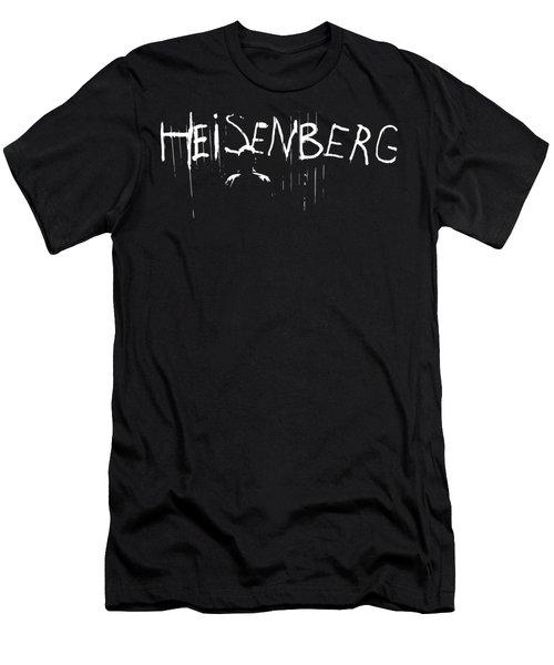 My Name Is Heisenberg - Graffiti Spray Paint Breaking Bad - Walter White - Breaking Bad - Amc Men's T-Shirt (Athletic Fit)