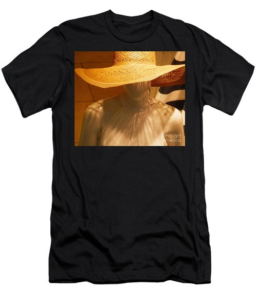 My New Summer Hat Men's T-Shirt (Athletic Fit)