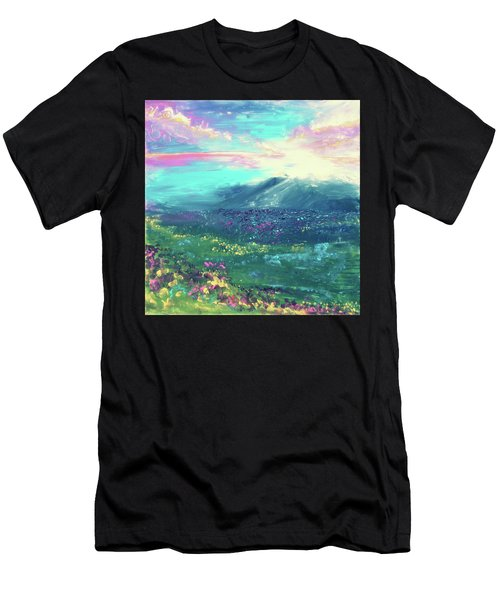 My Own Planet Men's T-Shirt (Athletic Fit)