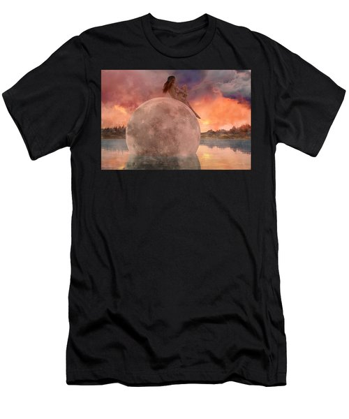 My Peaceful Place Men's T-Shirt (Athletic Fit)