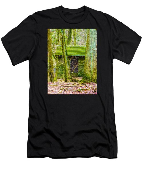 My Place I Call Home Men's T-Shirt (Athletic Fit)