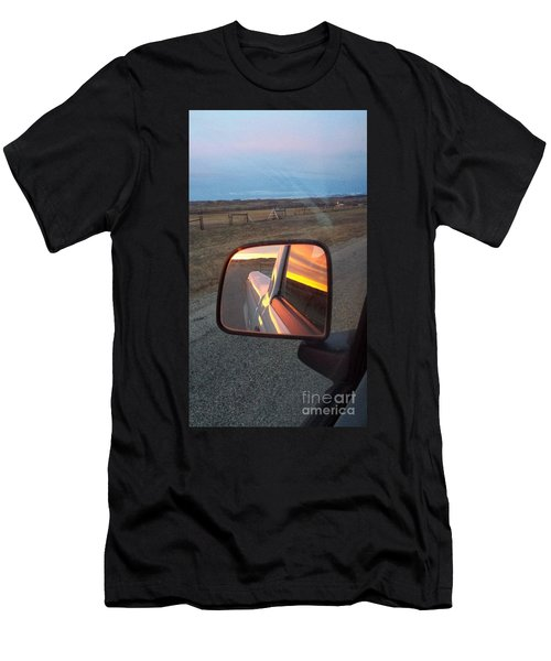 My Rear View Mirror Men's T-Shirt (Athletic Fit)