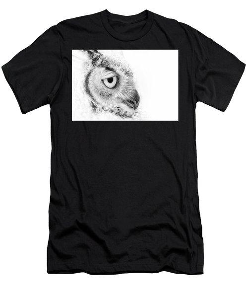 My Side Men's T-Shirt (Athletic Fit)