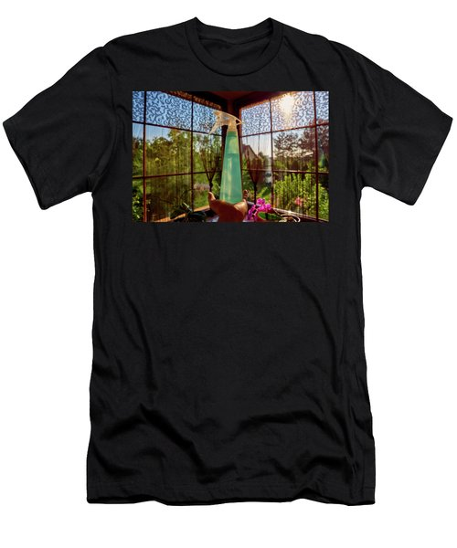 Men's T-Shirt (Athletic Fit) featuring the photograph My Sweetest Friend by Tgchan