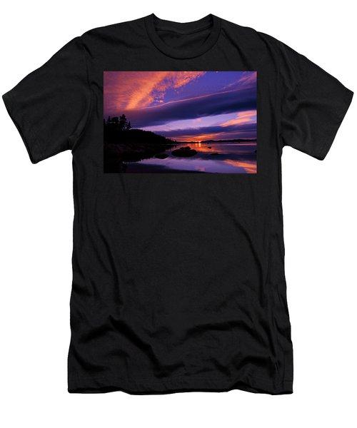 My Tahoe Men's T-Shirt (Athletic Fit)