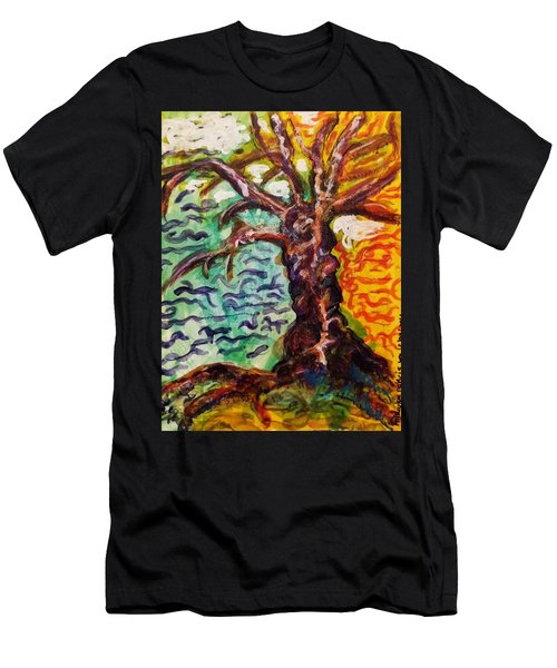 My Treefriend Men's T-Shirt (Athletic Fit)