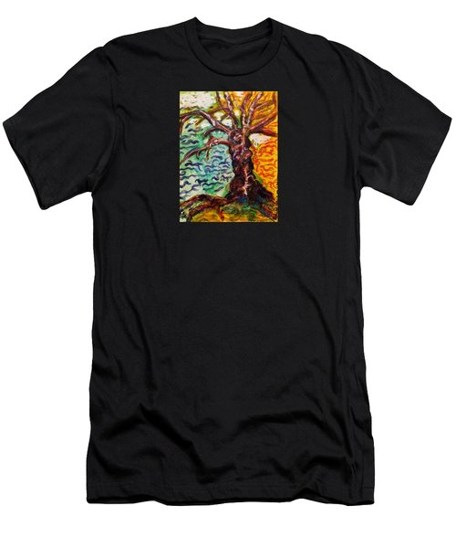 My Treefriend Men's T-Shirt (Slim Fit)