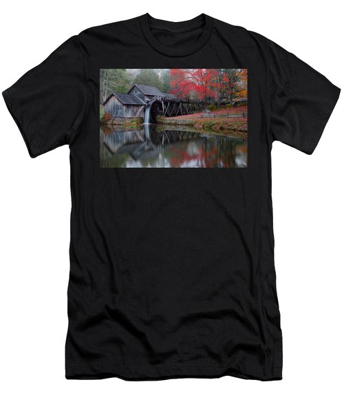 My Version Of Mabry Mills Virginia  Men's T-Shirt (Athletic Fit)