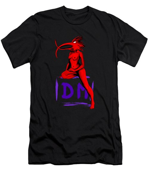 My Walking In My Shoes Girl 4 Men's T-Shirt (Athletic Fit)