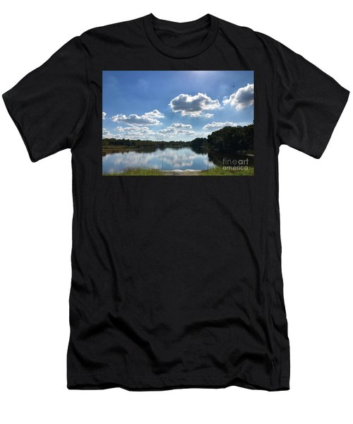 Myakka River State Park Men's T-Shirt (Athletic Fit)