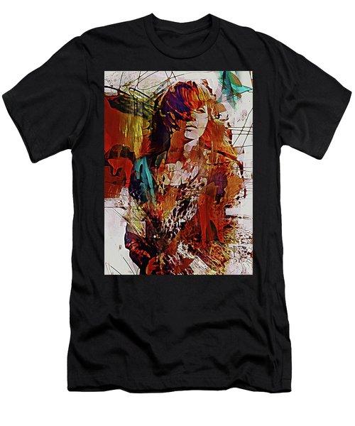 Myrrh Men's T-Shirt (Slim Fit) by Galen Valle