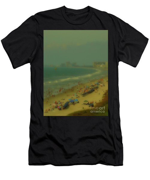 Myrtle Beach Men's T-Shirt (Athletic Fit)