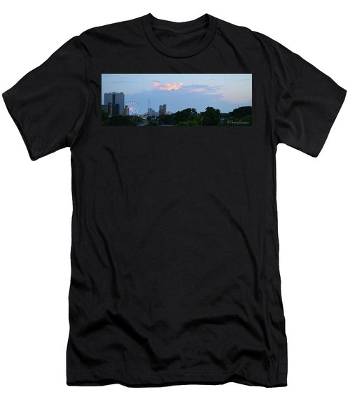 Myrtle Beach Sunset Men's T-Shirt (Slim Fit) by Gordon Mooneyhan