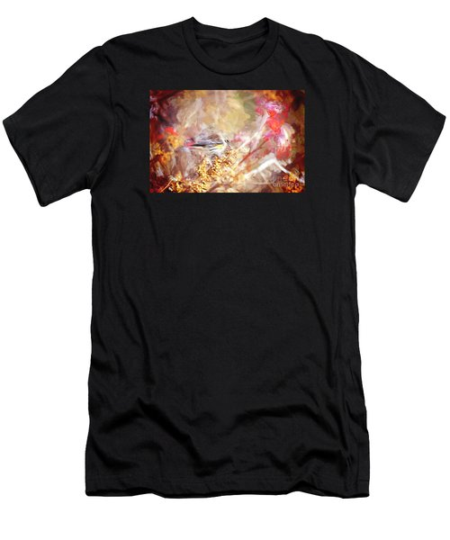 Myrtle Warbler Five Men's T-Shirt (Athletic Fit)