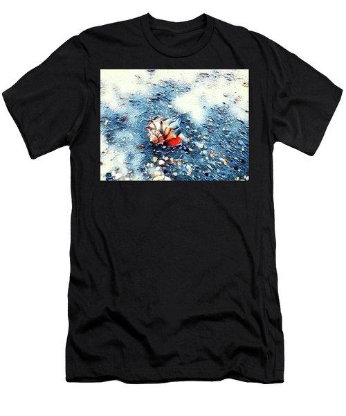 Mystic Conch Men's T-Shirt (Athletic Fit)