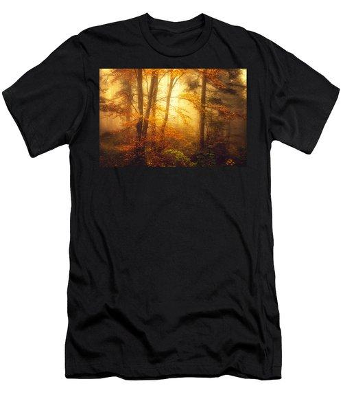 Mystic Fog Men's T-Shirt (Athletic Fit)