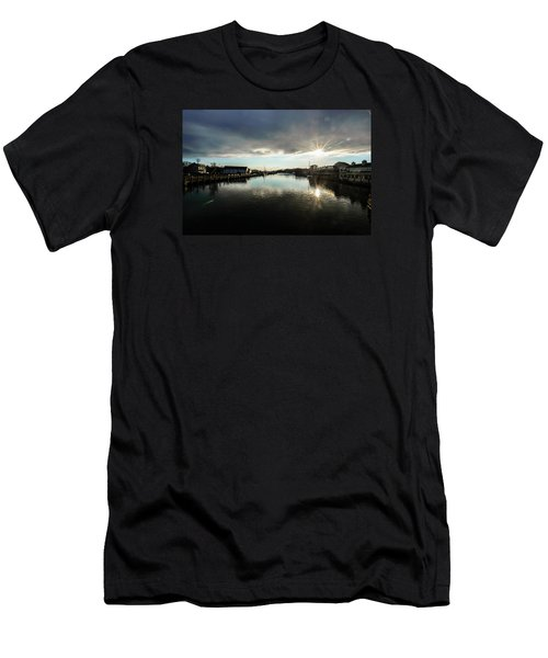 Mystic River Men's T-Shirt (Athletic Fit)