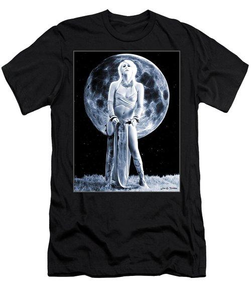 Mystic Slave Girl Men's T-Shirt (Athletic Fit)