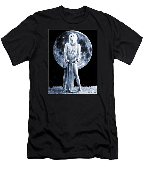 Mystic Slave Girl Men's T-Shirt (Athletic Fit)