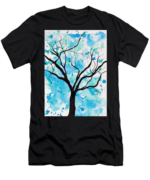 Mystic Tree Men's T-Shirt (Athletic Fit)