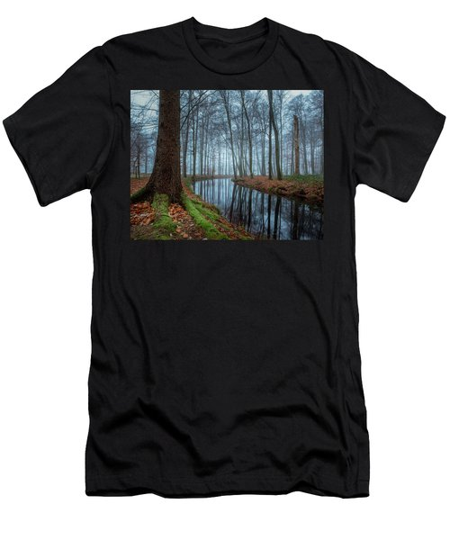 Mystic Voorstonden Men's T-Shirt (Athletic Fit)