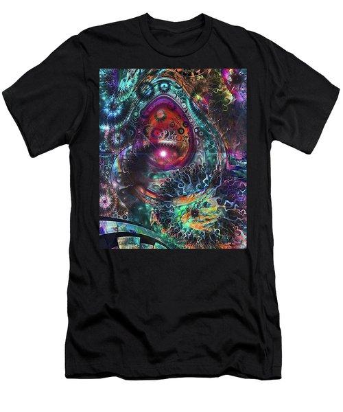 Mystical Dimensions Men's T-Shirt (Athletic Fit)