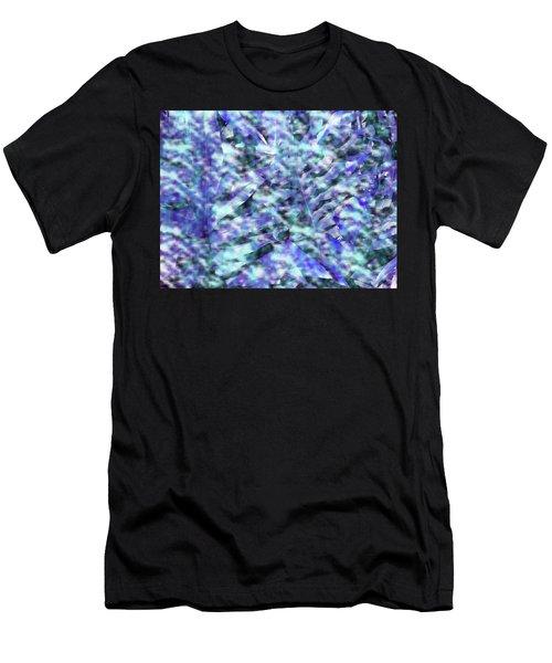 Mystical Ferns Men's T-Shirt (Athletic Fit)