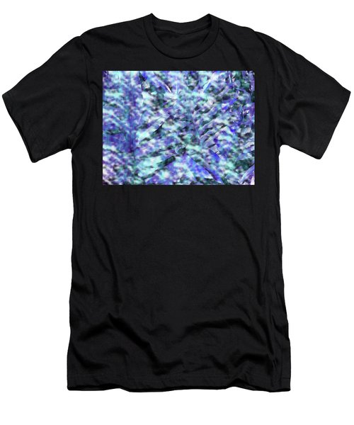 Mystical Ferns Men's T-Shirt (Athletic Fit)